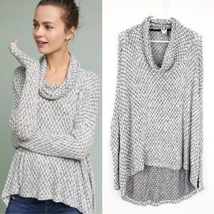 Anthropologie Akemi & Kin Long Cowl Sweater M/L
